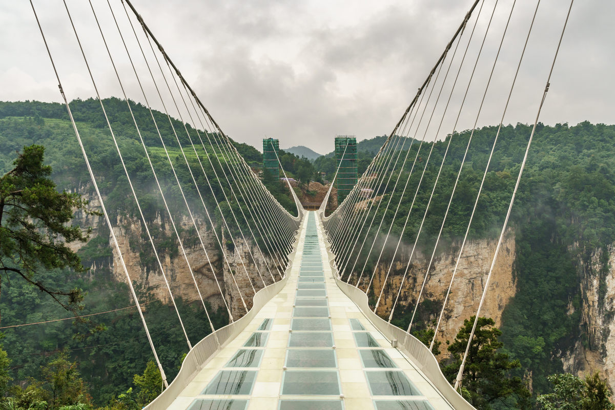 4 Crazy High Sites in China not for the Acrophobic!