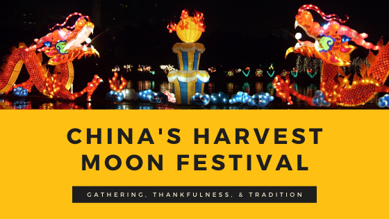 China's Harvest Moon Festival