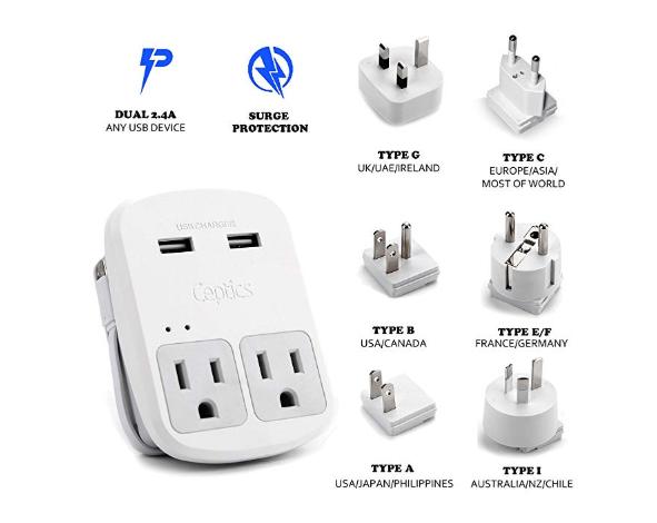universal plug